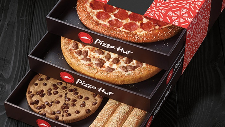 Pizza Hut To Hire 14000 Drivers Unveil New Delivery Technology