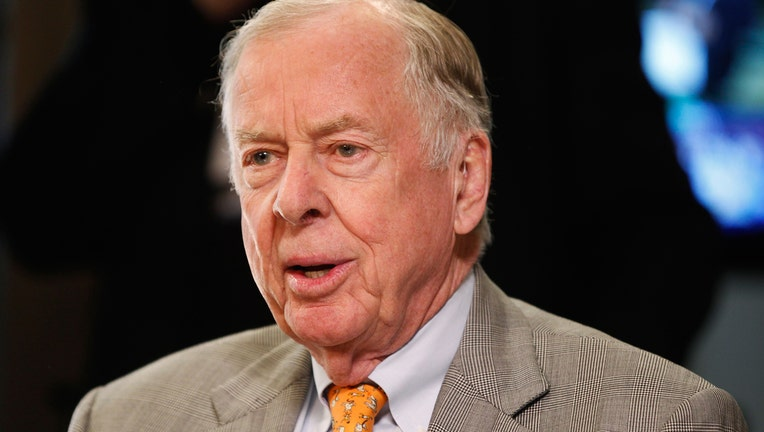 Oil magnate T. Boone Pickens dead at 91