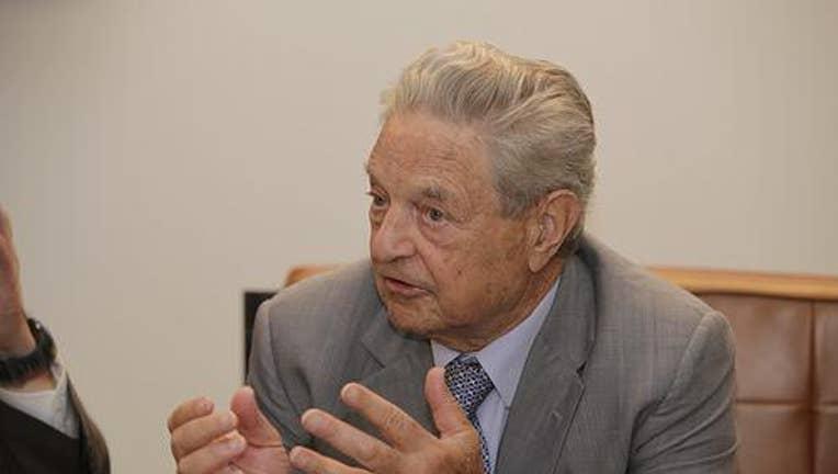 A Bearish George Soros Is Trading Again