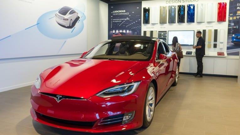 Why Tesla Motors, Inc. Stock Soared in December