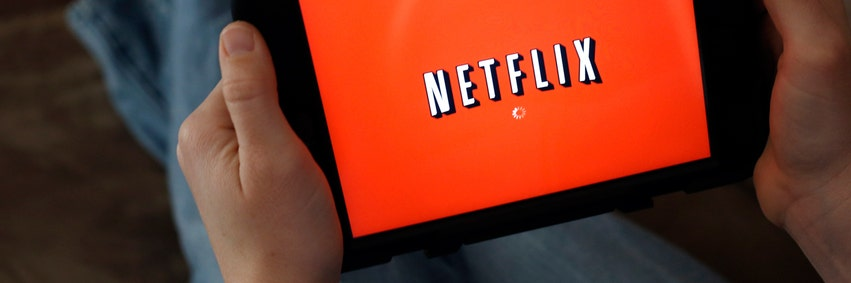 Netflix shares fall on mixed quarterly results