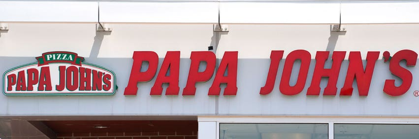 trian considers a takeover of papa johns report