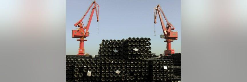 US, Canada, Mexico lift steel, aluminum tariffs pressuring China