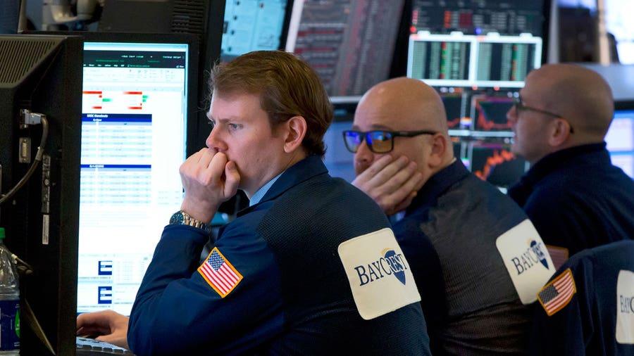 Stocks rally as J&J boosts outlook, Walmart gets Goldman lift