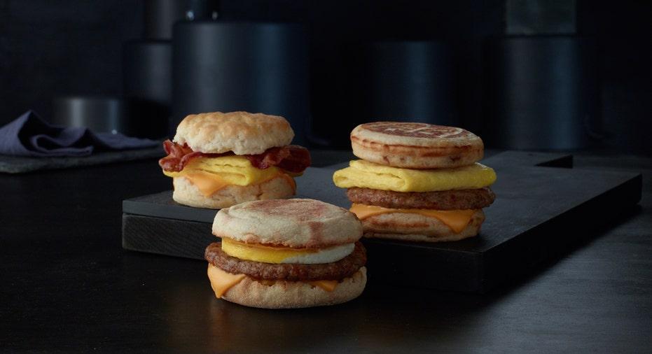 McDonald's all 3