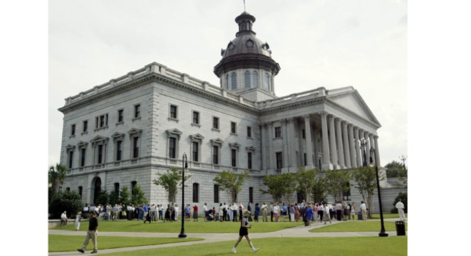 Columbia_South_Carolina_Statehouse
