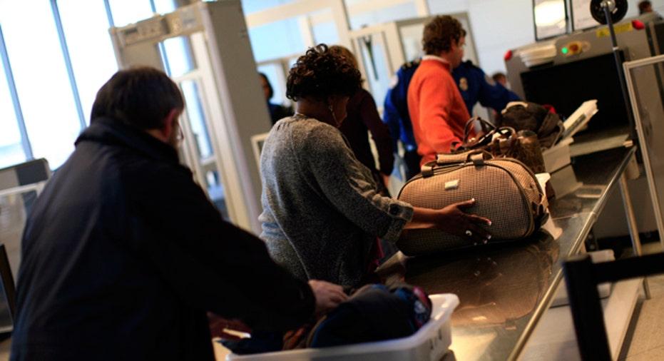Airport Screening Bags