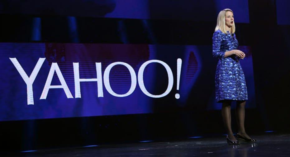 Marissa Mayer, Yahoo, YHOO