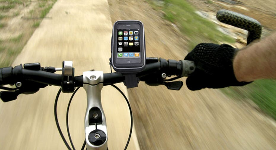 Bracketron Bike Mount