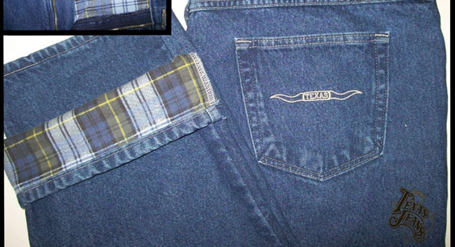 1 Jeans Made in USA