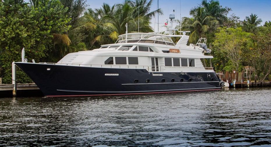 101' foot Luxury Mega Yacht in East Hampton