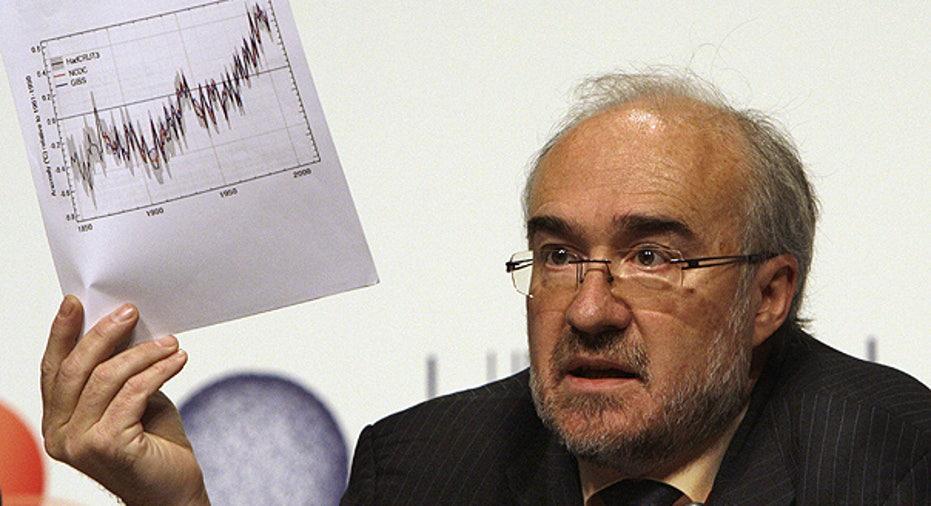 Michel Jarraud, Secretary-General of the World Meteorological Organization