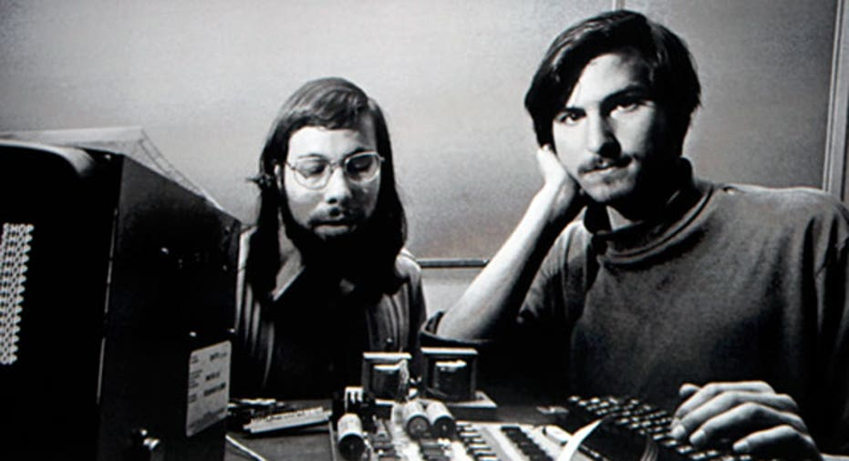Steve Jobs & Steve Wozniak, Reuters