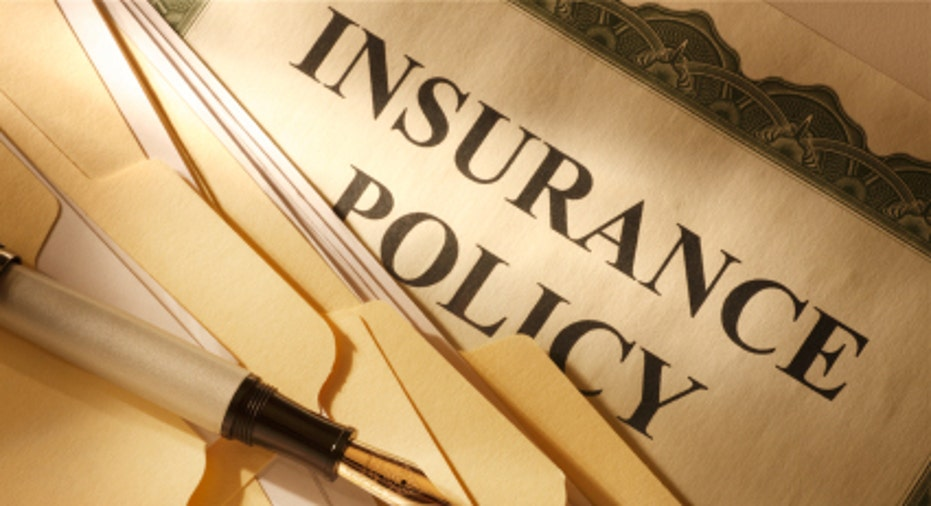 Insurance Policy Folders FBN