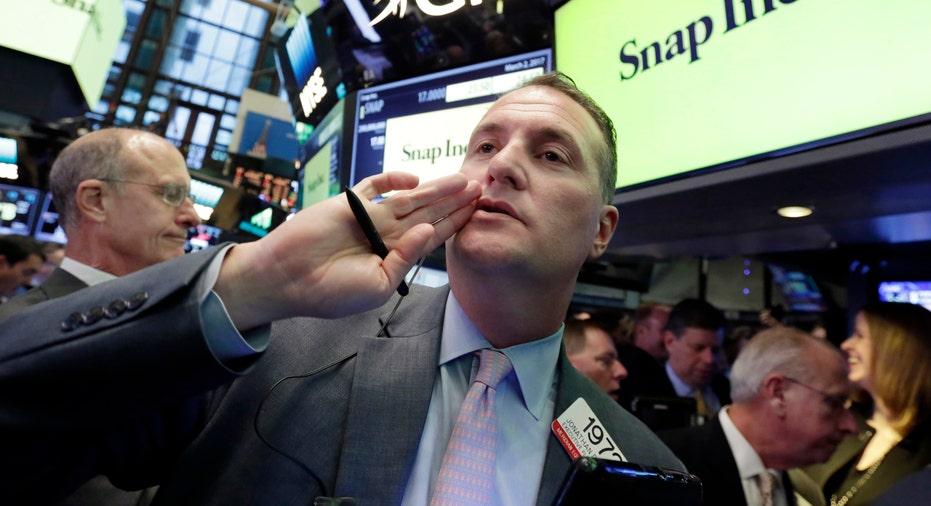 Snap IPO NYSE AP FBN