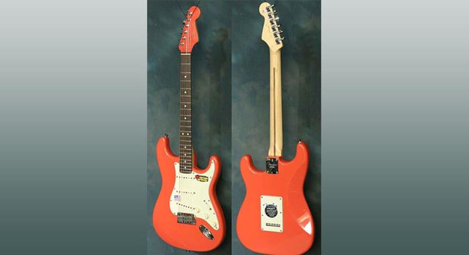 1950s Fender Stratocasters, PF Slideshow