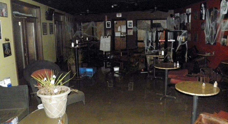SBC Inside Rockn Joes Post Sandy