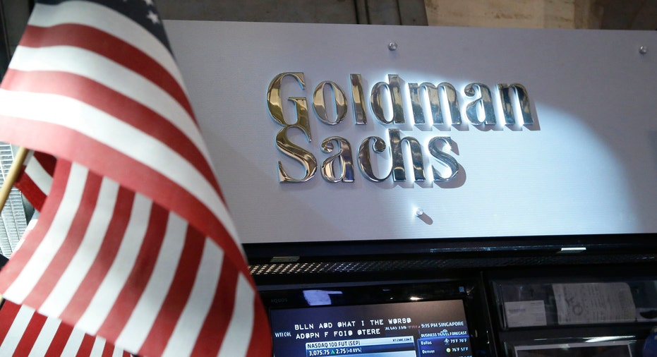 Goldman Sachs Sign RTR FBN
