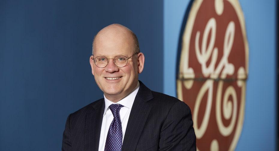 GE CEO John Flannery FBN
