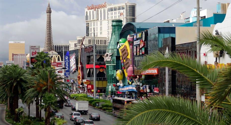 Las Vegas, Nevada, casino, gambling