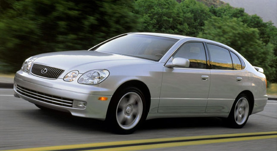 2003 Lexus ES300, PF Slideshow