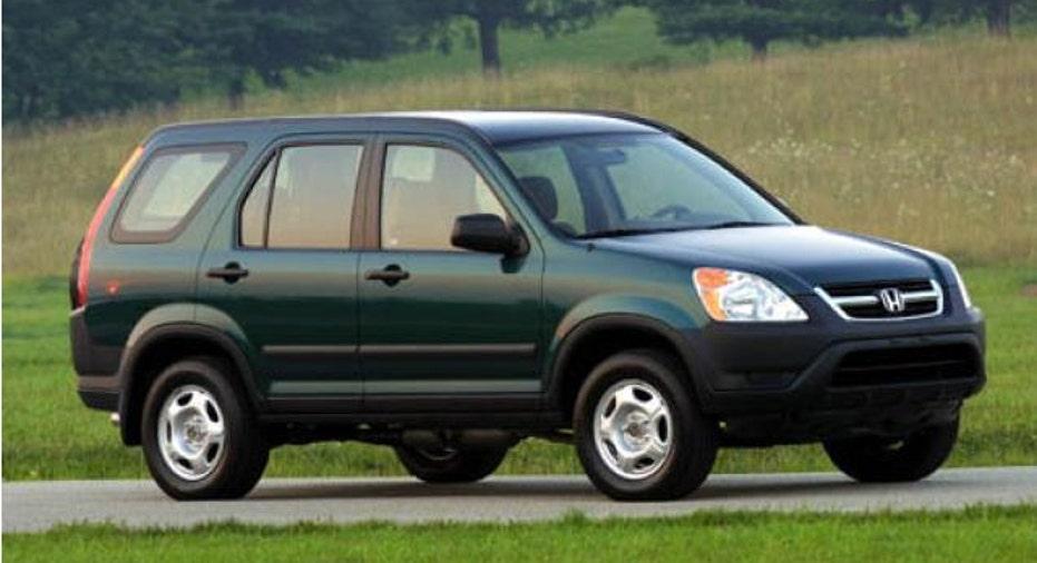 2004 Honda CRV, PF Slideshow