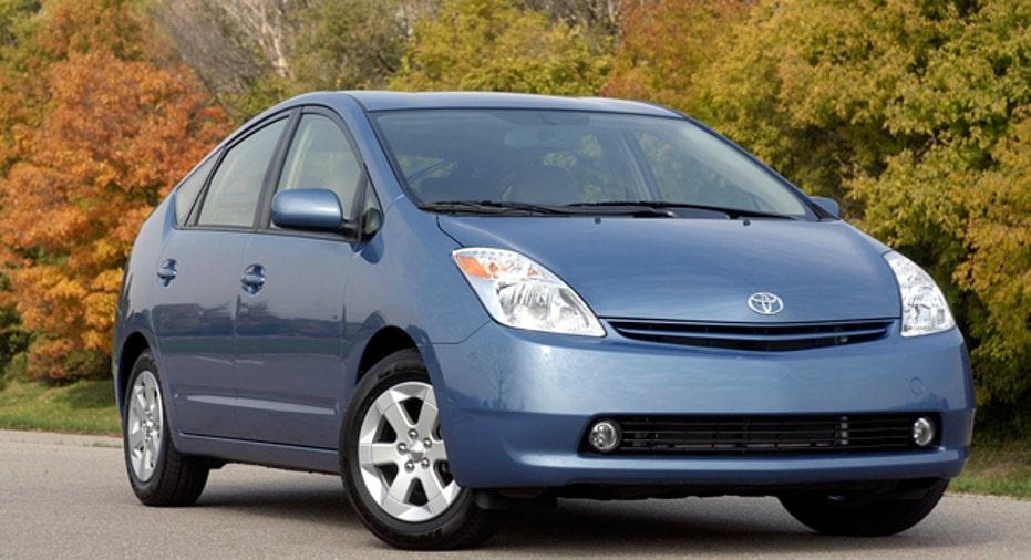 2004 Toyota Prius, Reuters