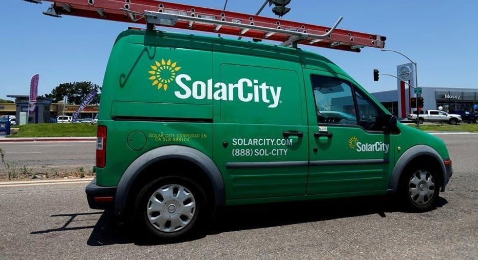 SOLARCITY-RESULTS