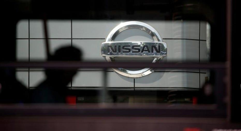 AUTOS-JAPAN-NISSAN-ENGINE