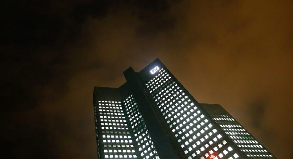 GERMANY-DEUTSCHE-BANK