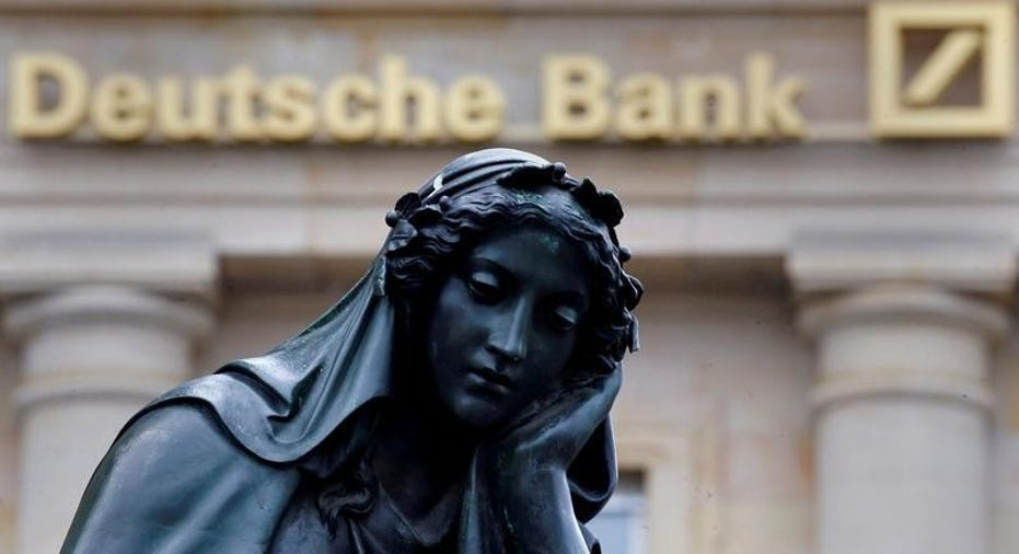 GERMANY-DEUTSCHE-BANK