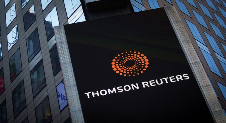 THOMSON-REUTERS-RESULTS