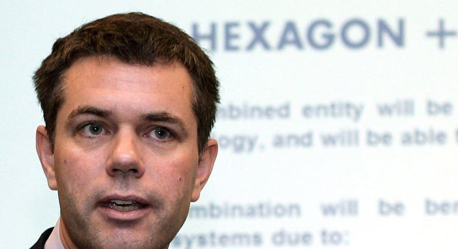 HEXAGON-AB-CEO