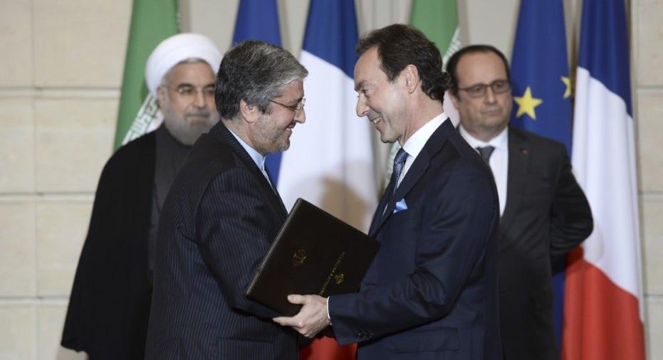 IRAN-EUROPE-ROUHANI