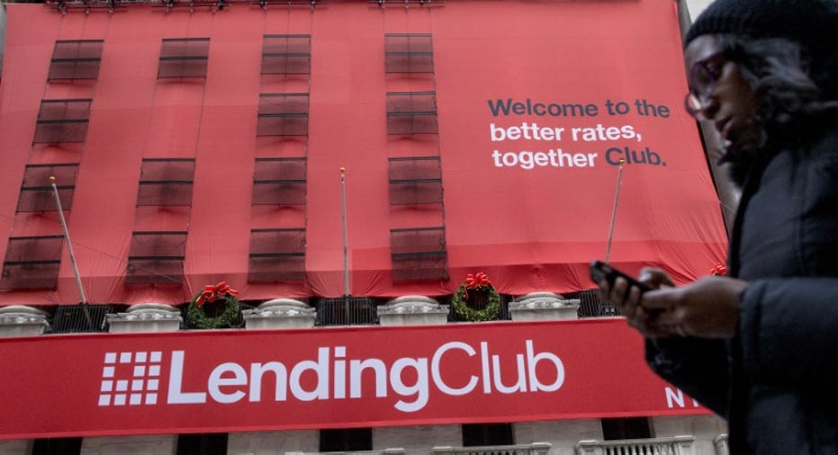 LENDINGCLUB-CEO