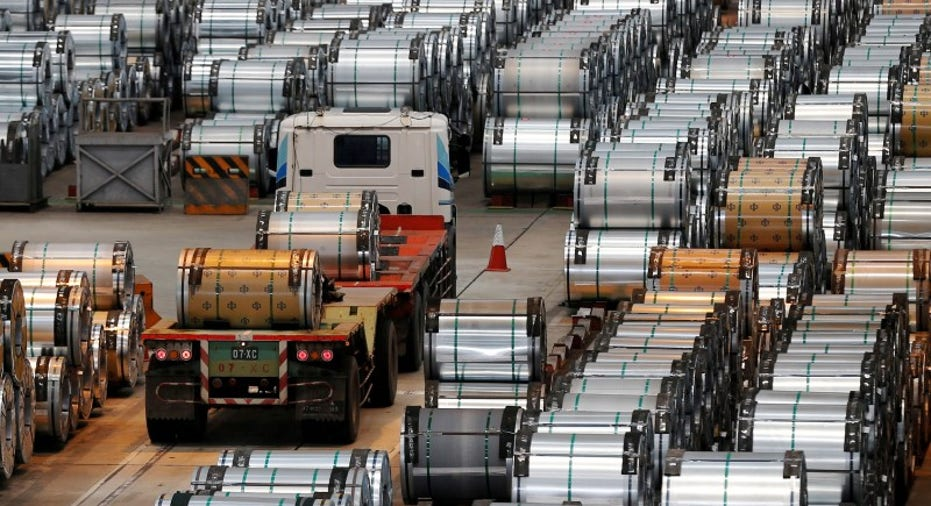 CHINA-STEEL-EXPORTS