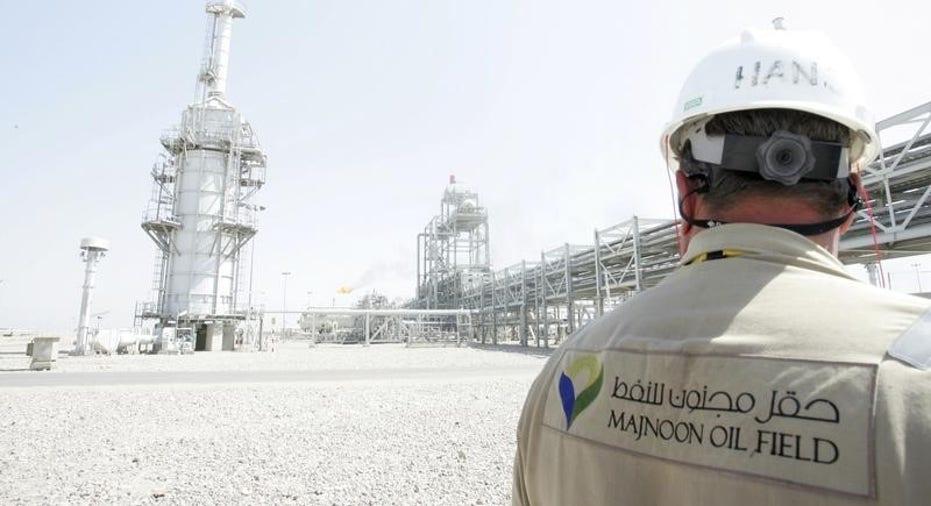 IRAQ-OIL-MAJNOON