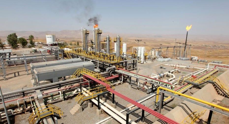 IRAQ-KURDISTAN-OIL