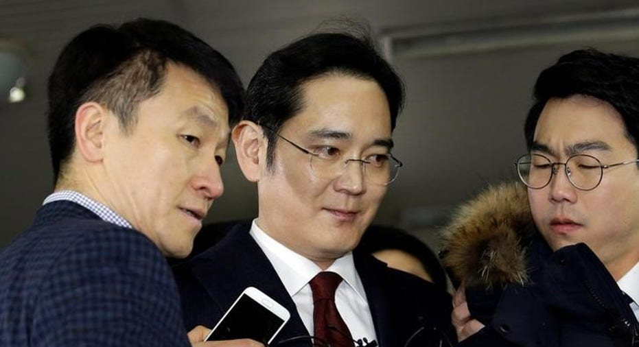 SOUTHKOREA-POLITICS-SAMSUNG-GROUP