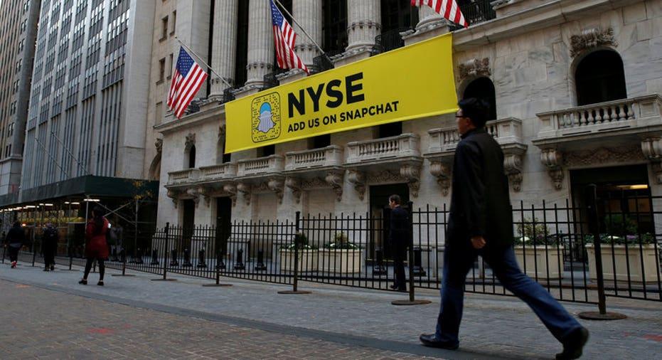 SNAPCHAT-IPO-EXCHANGES