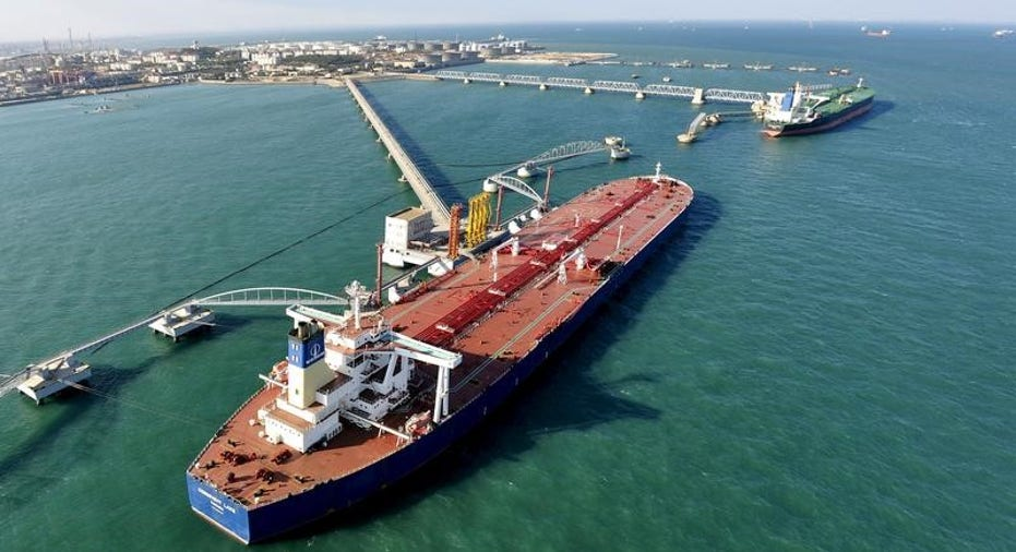 CHINA-OIL-SHANDONG