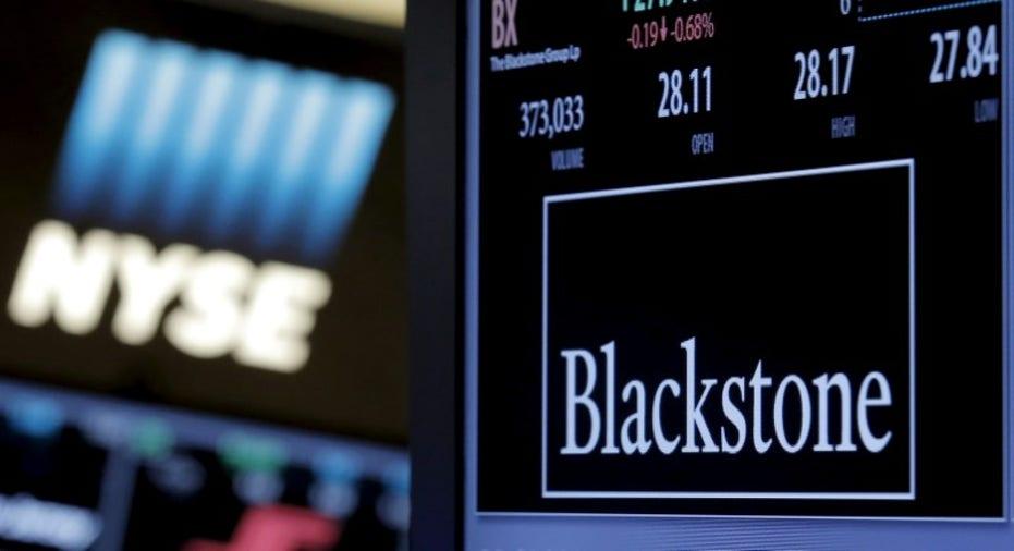 BLACKSTONE-FUNDRAISING