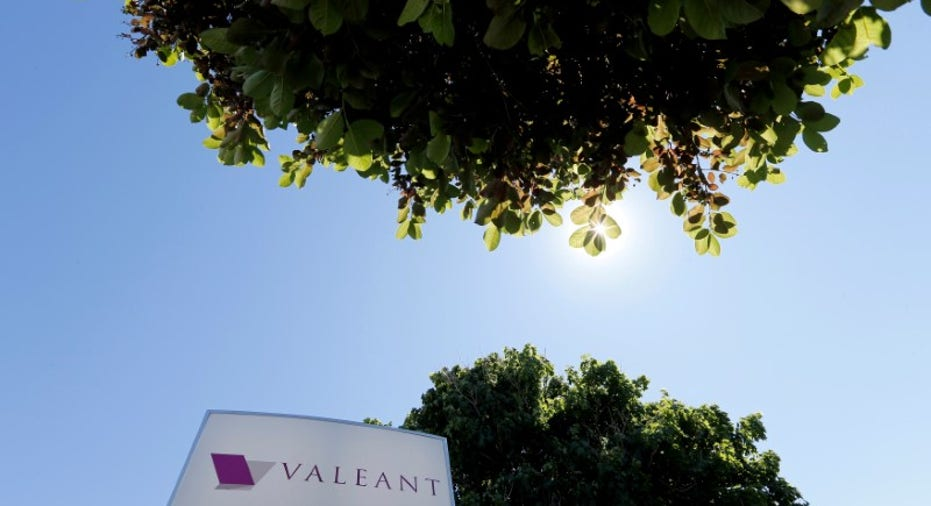 VALEANT-RESULTS