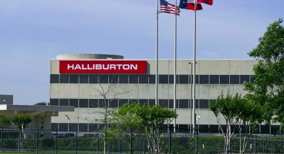 HALLIBURTON-RESULTS