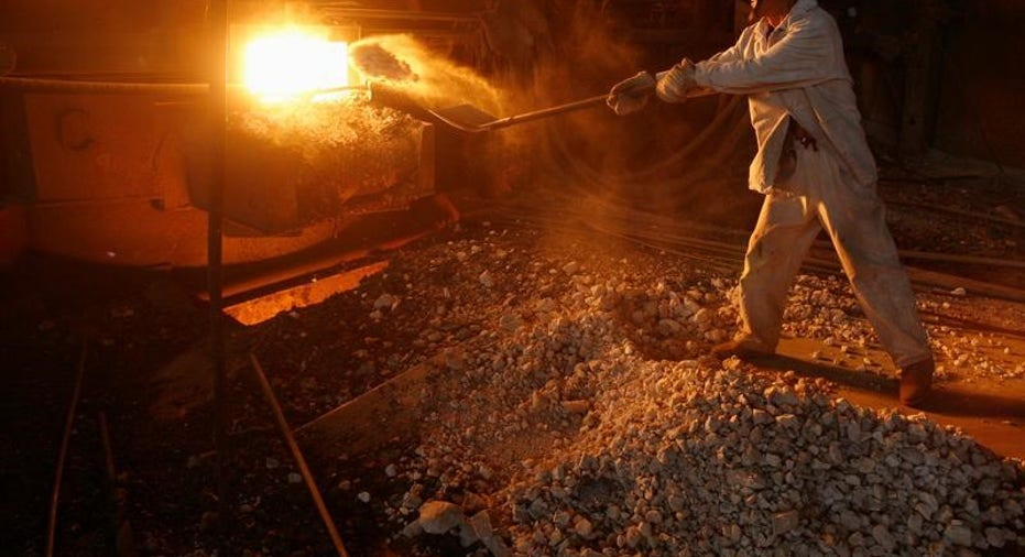 CHINA-STEEL-RESTRUCTURING