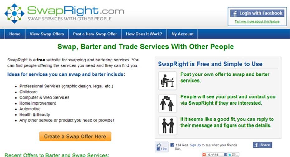 Swap Servicers, PF Slideshow
