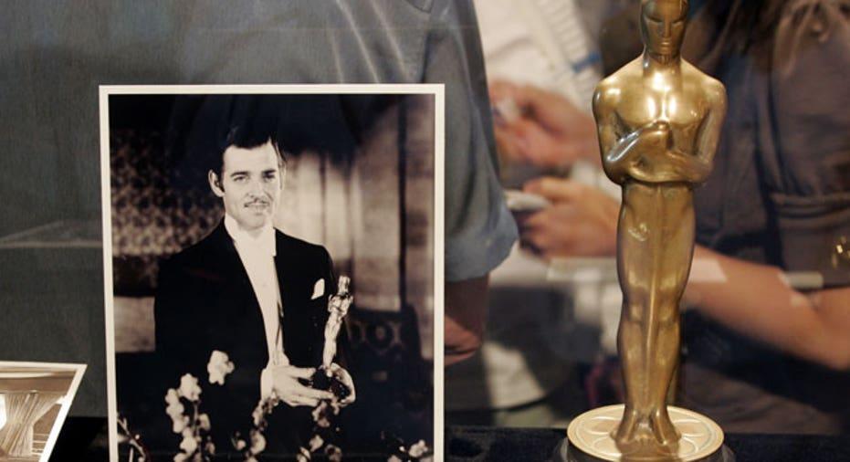 Clark Gable, Oscars
