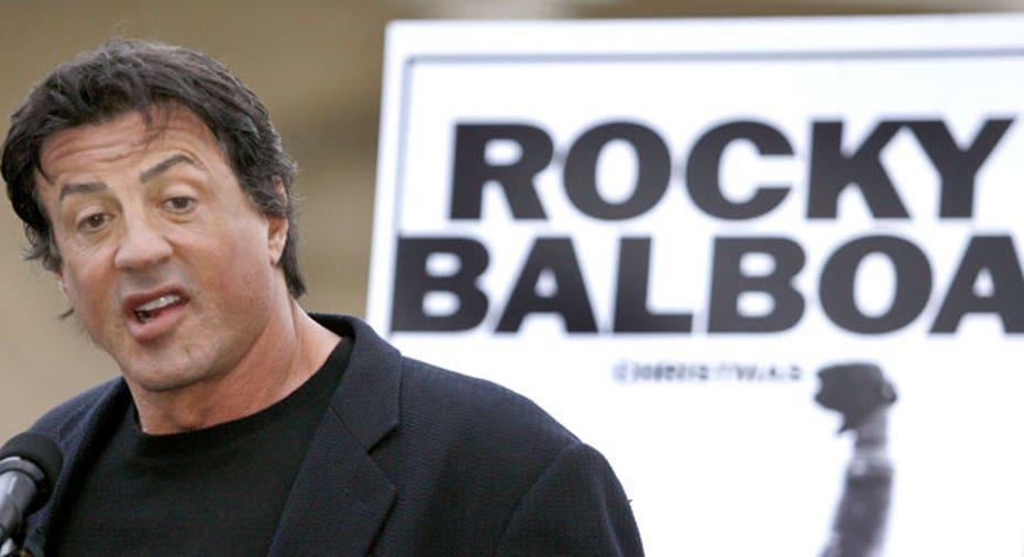 Sly Stallone, Rocky
