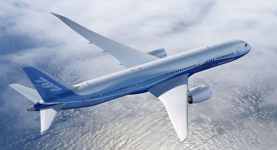 Boeing 787-9 FBN