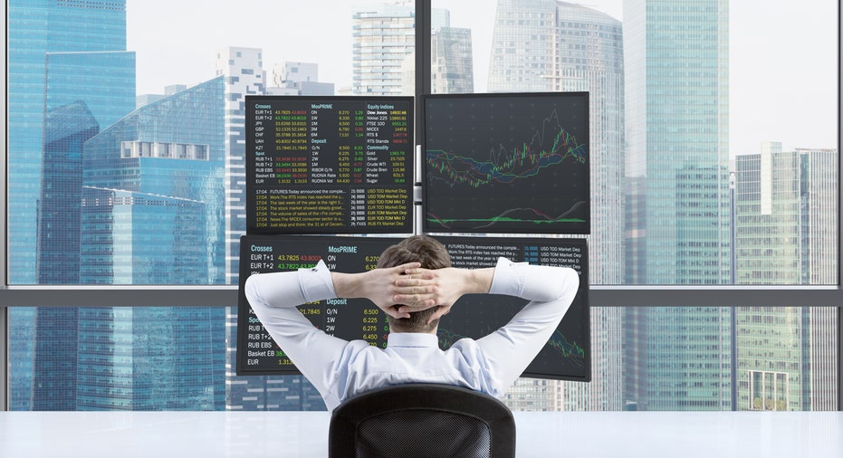 trader analyzing fbn